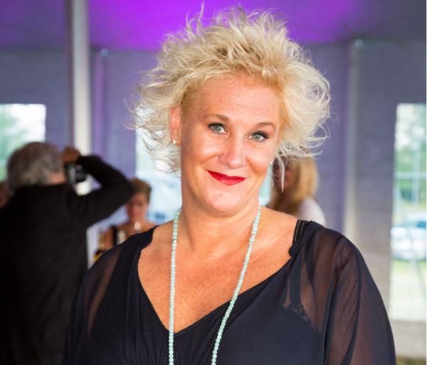 Chef Anne Burrell