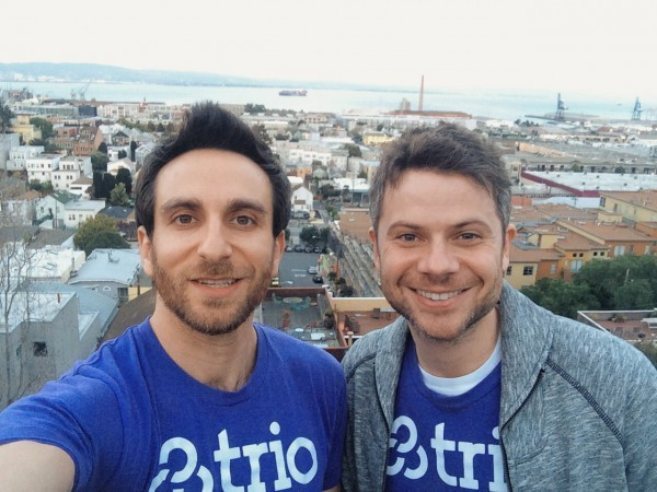 Misha Leybovich (CEO) and Clay Garrett