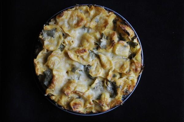 Recipe: Tortellini Cake