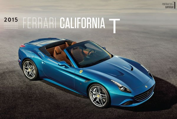 Portrait Of A Supercar 2015 Ferrari California T Long Island