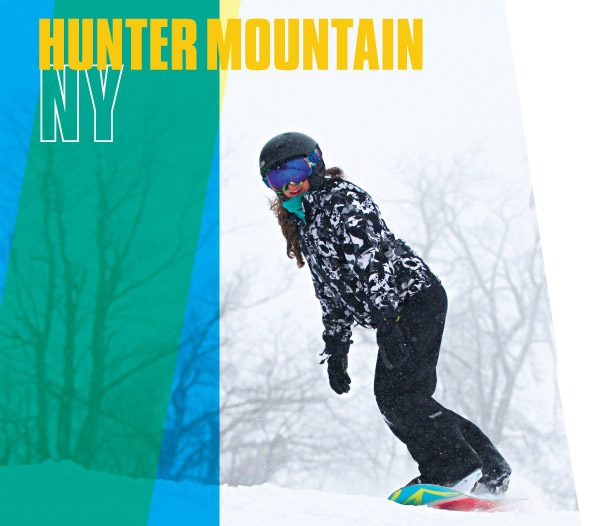 Hunter Mountain, NY