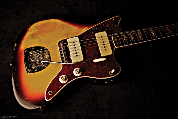 Don Wilson's 1967 Fender Jazzmaster