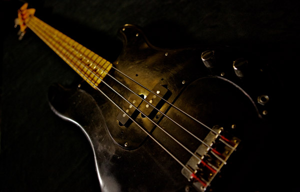 Roger Waters - 1970's Fender Precision Bass Thoroughbred