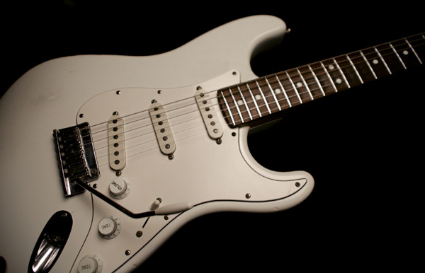 Jeff Beck - Fender Stratocaster 1993 Neck 1995 Body