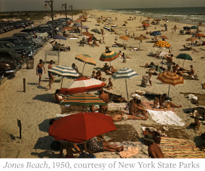 Jones Beach, 1950