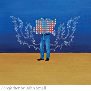 Forefather by John Small