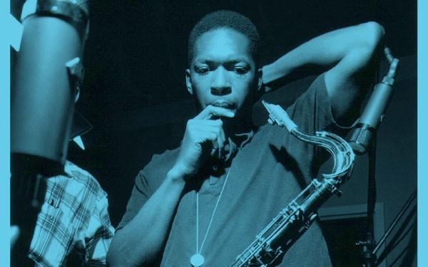 John Coltrane, Image: Francis Wollf