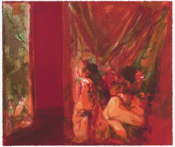CecilyBrown_2002_Squint