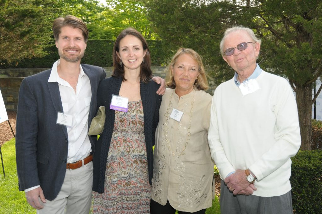 PPHP2015 c. Richard Lewin (59) Troy & Bonnie Buckner, Betty & Pat Cowles