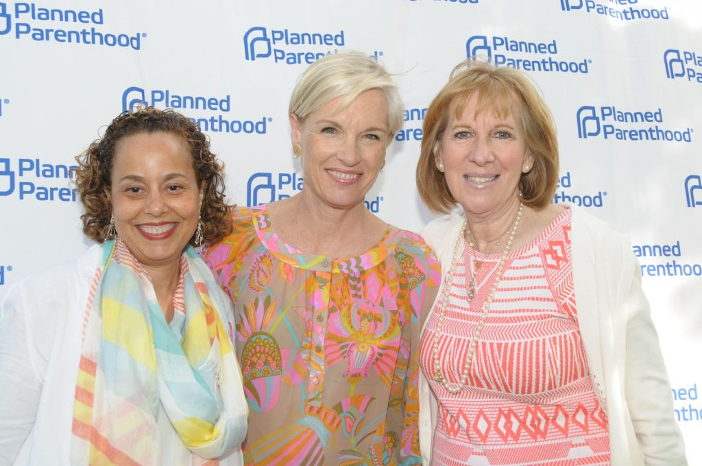 PPHP2015 c. Richard Lewin (80) Ann Pogue, Cecile Richards, Reina Schiffrin