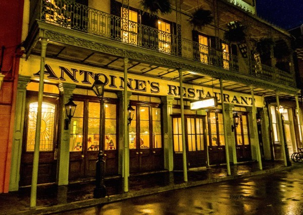 Antoine's at 713 St Louis St., in New Orleans. Image: Courtesy of Antoine's