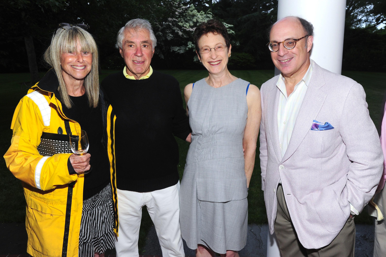 image: jane walentas, david walentas, terrie sultan and peter havelas (credit: clint spaulding/patrickmcmullan.com)