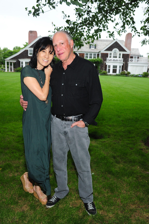 image: julie and edward minskoff (credit: clint spaulding/patrickmcMullan.com)