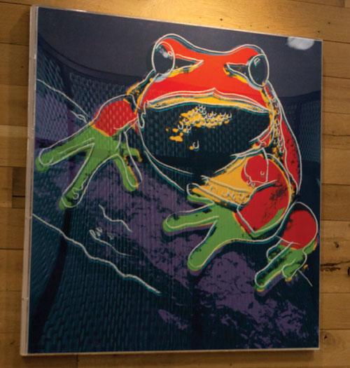 """Andy Warhol, """"Endangered Species Series"""""""