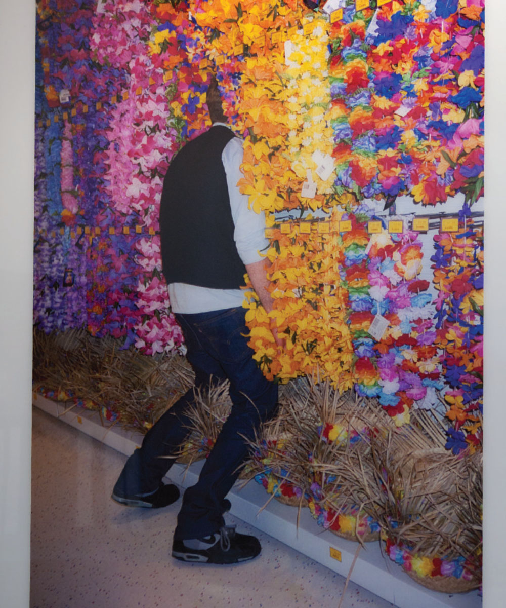 "Walead Beshty, ""Untitled"""