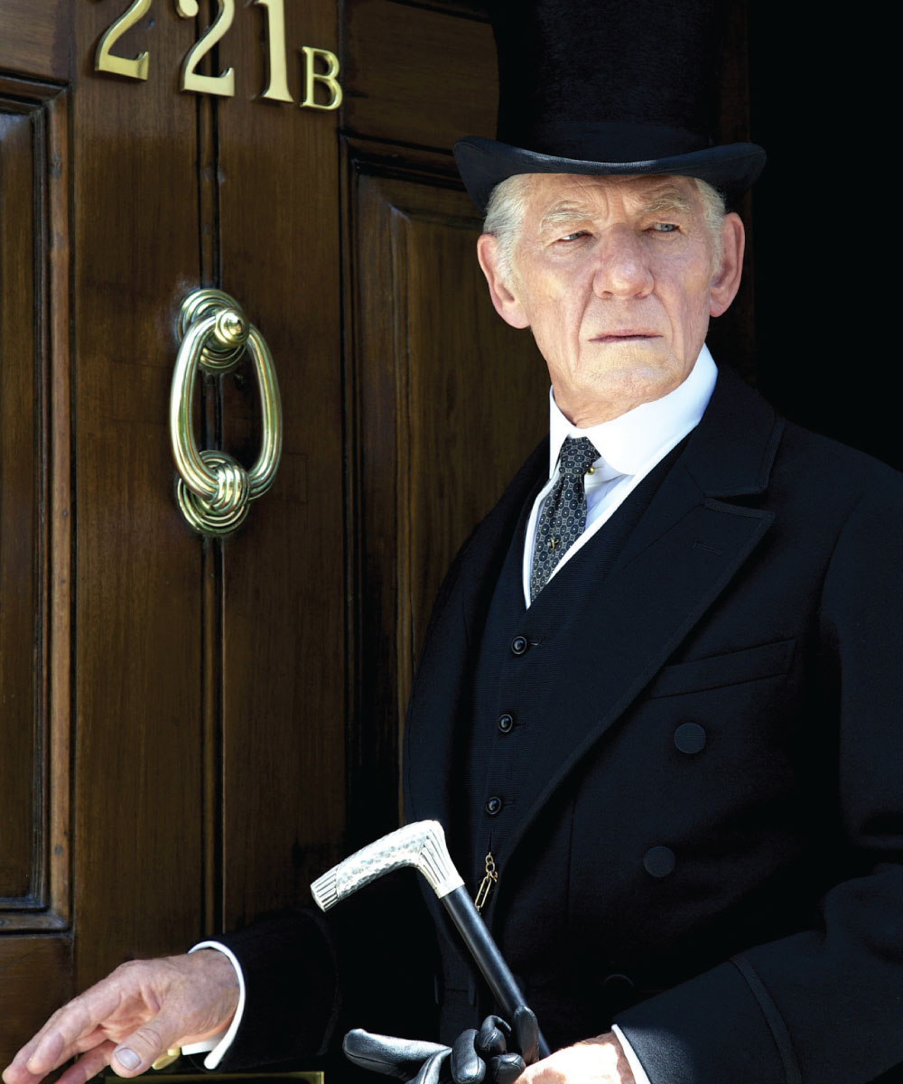 Sir Ian McKellen's portrayal of an aging Sherlock Holmes is an intriguing continuation of the fascinating character—it's elementary.