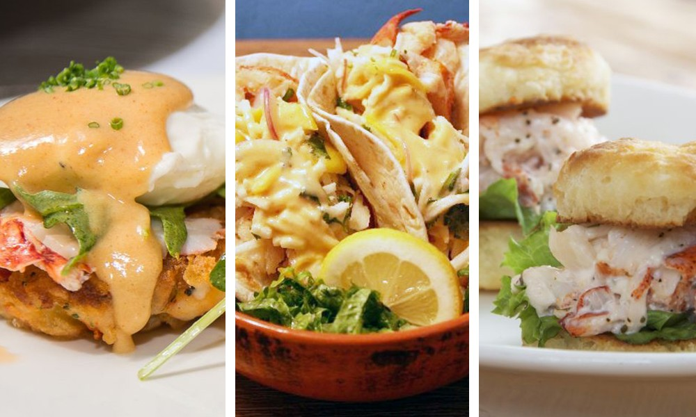 8 lobster recipes to make this summer long island pulse magazine these lobster tacos with jicama and mango chipotle are a mouthful of goodness the secret according to recipe creator chef dan anderson of crave local forumfinder Gallery