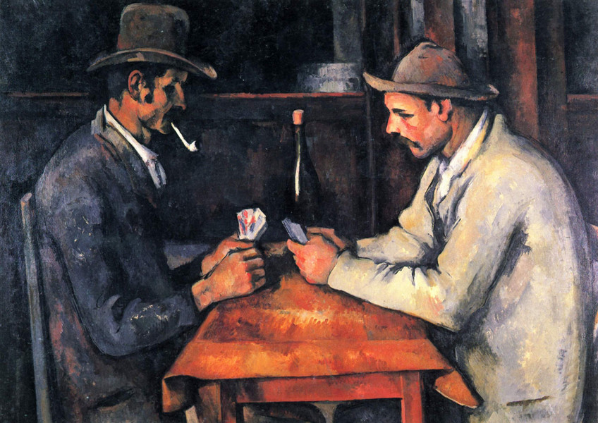 """The Card Players"""