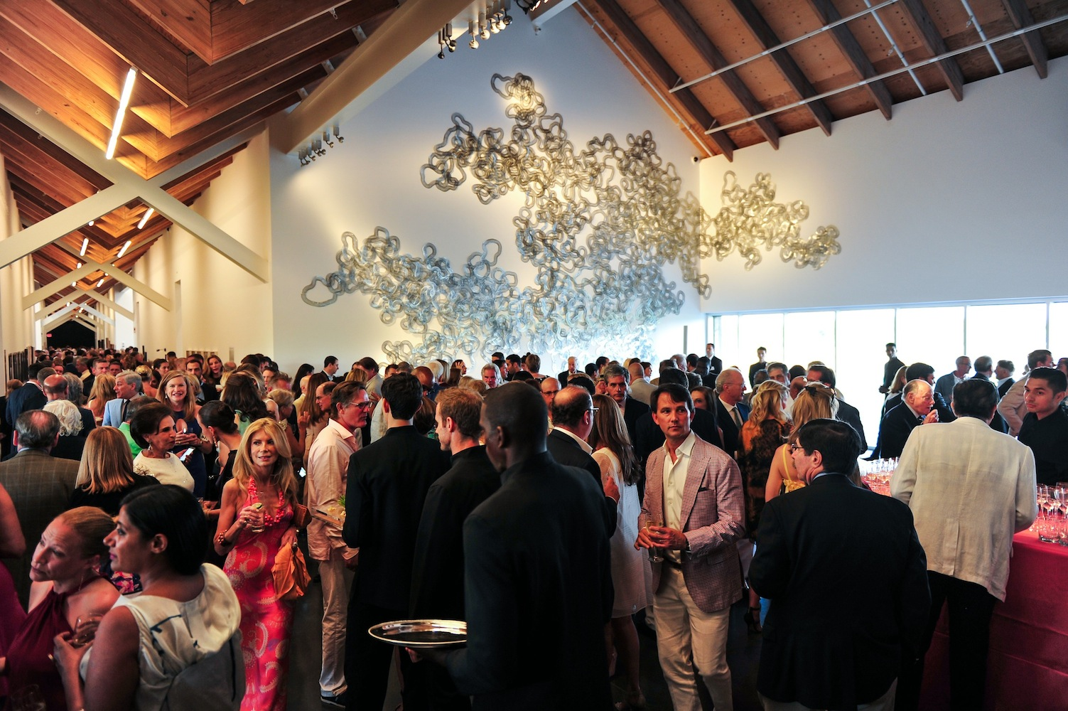 PARRISH ART MUSEUM's Midsummer Party-mosphere