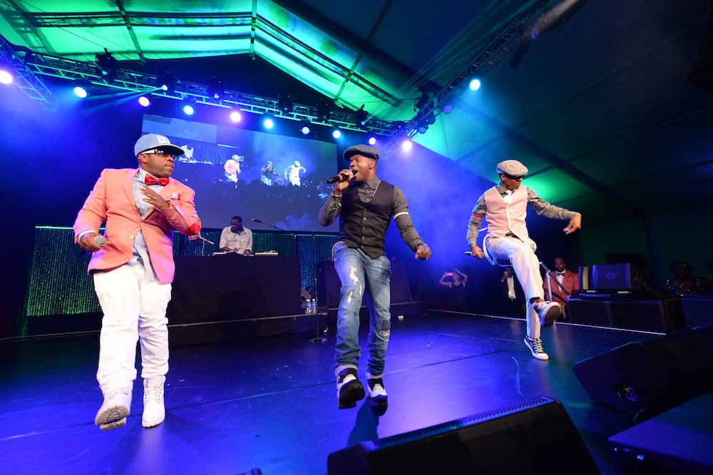 image: Bell Biv DeVoe (credit: getty images)