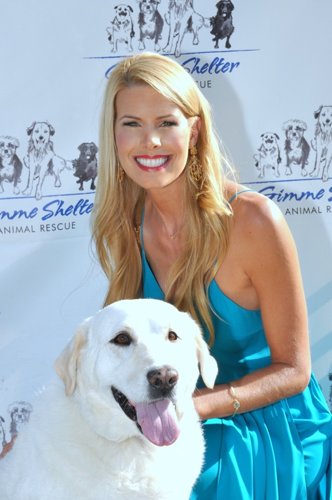 Beth Stern with Ollie  (image: kristin l. gray photography)