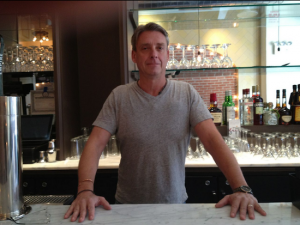 Jonathan Young, co-owner of the Grand Central Oyster Bar Brooklyn. image: courtesy of grand central oyster bar