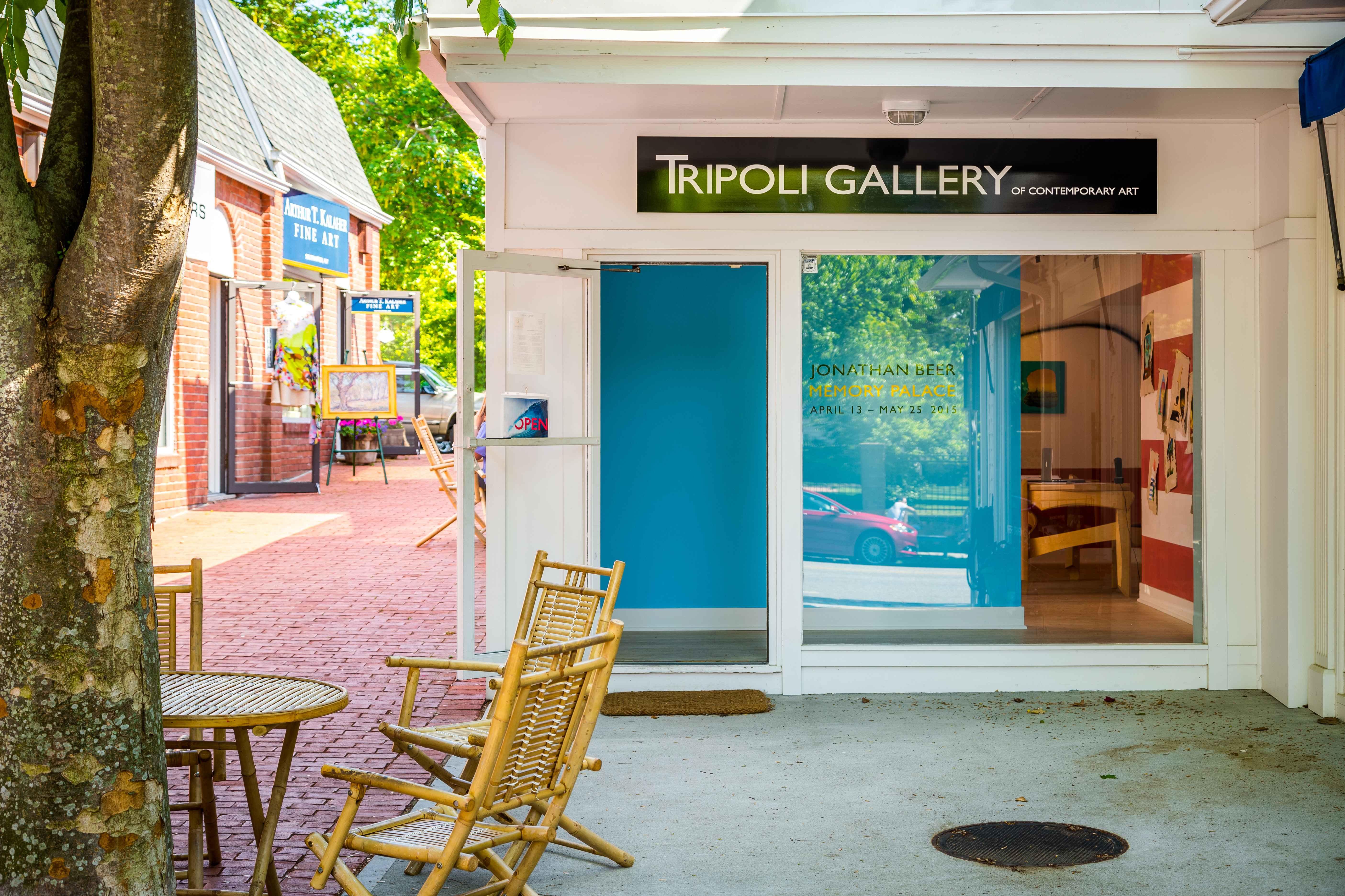 Tripoly Gallery Southampton