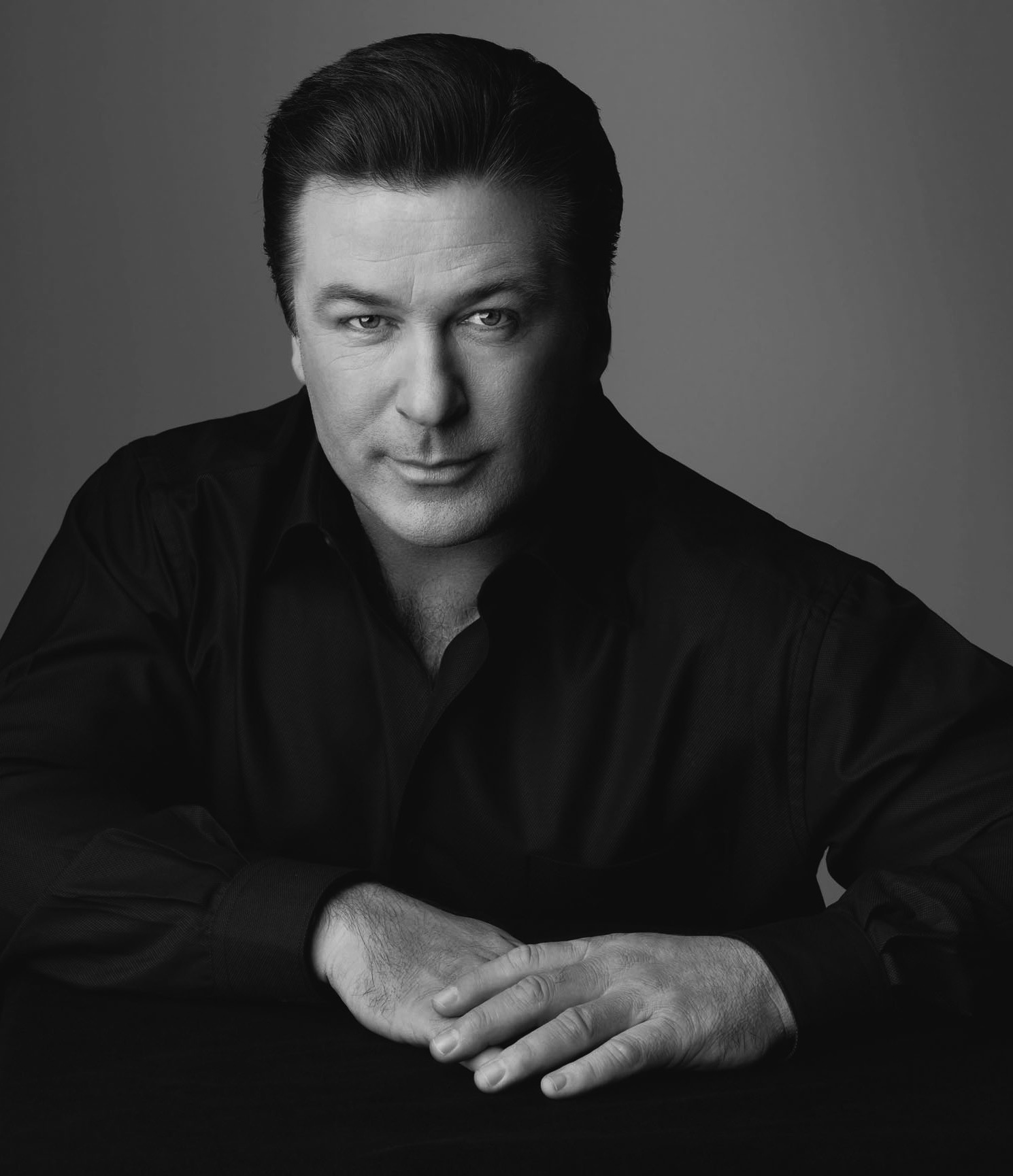 Alex Baldwin will be on hand for Authors Night (credit: robert ashcroft)