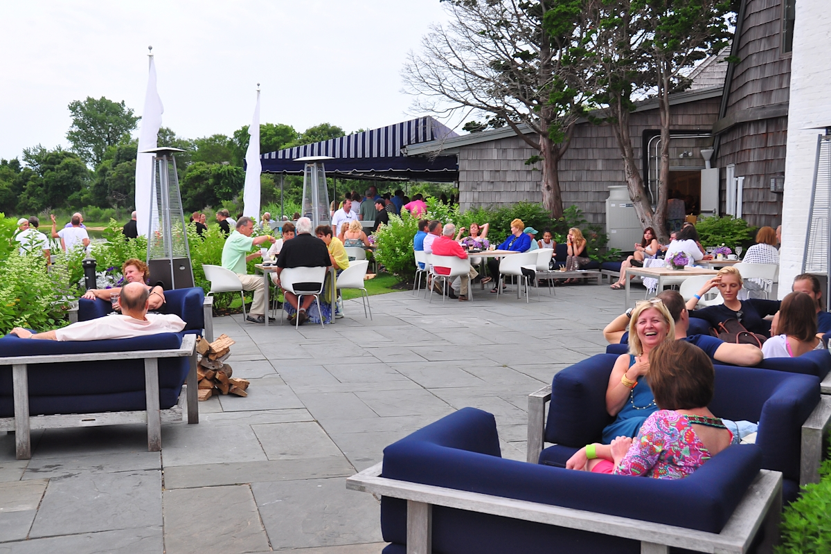 image: Taste of Montauk made Sunday splurge-worthy for guests at Montauk Yacht Club
