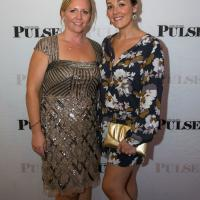 Lilien Perito, Director of Advertising and Melissa Grace Carfero, Sponsorships & Events