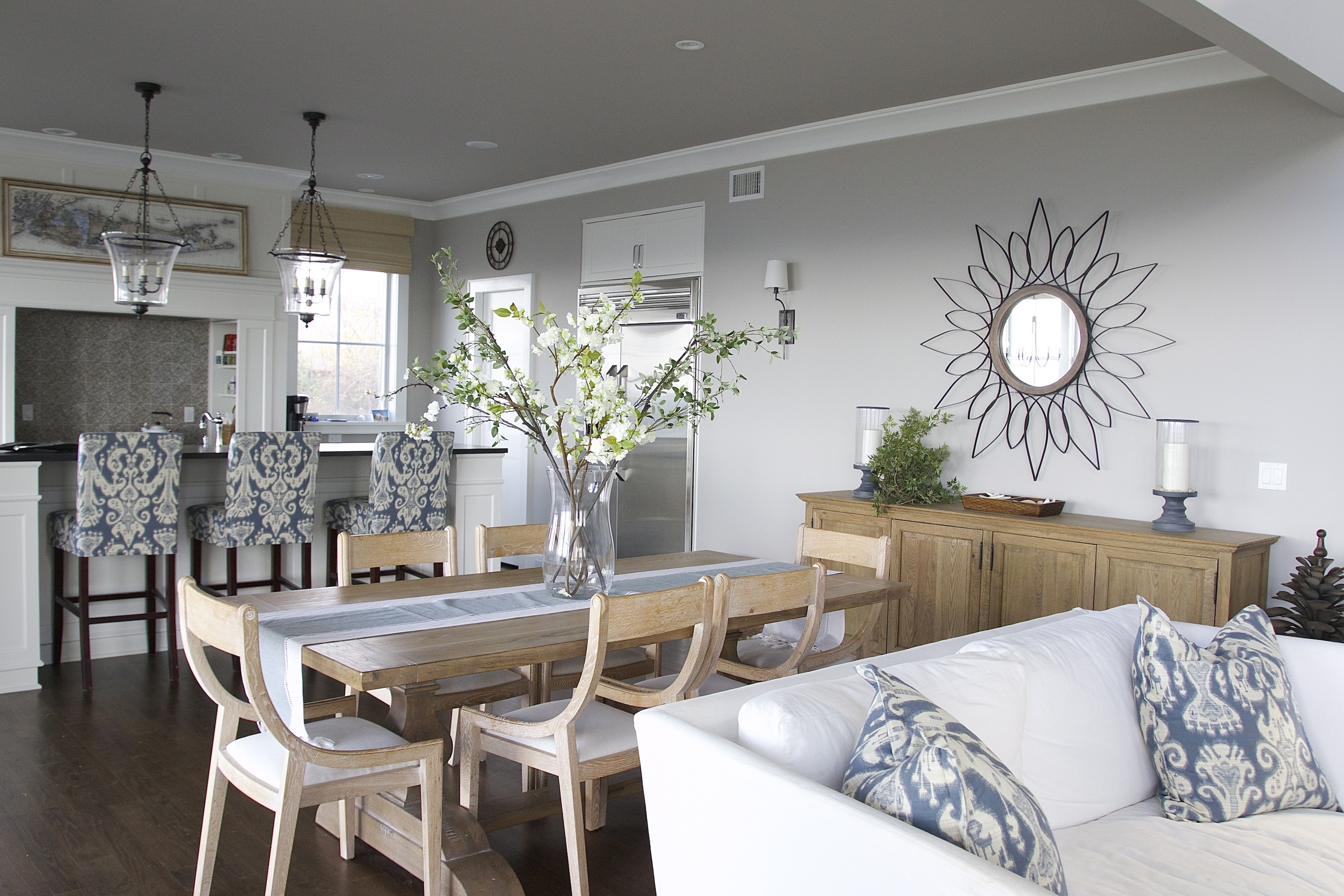 image: A Greenport home (credit:  margreet cevasco design)