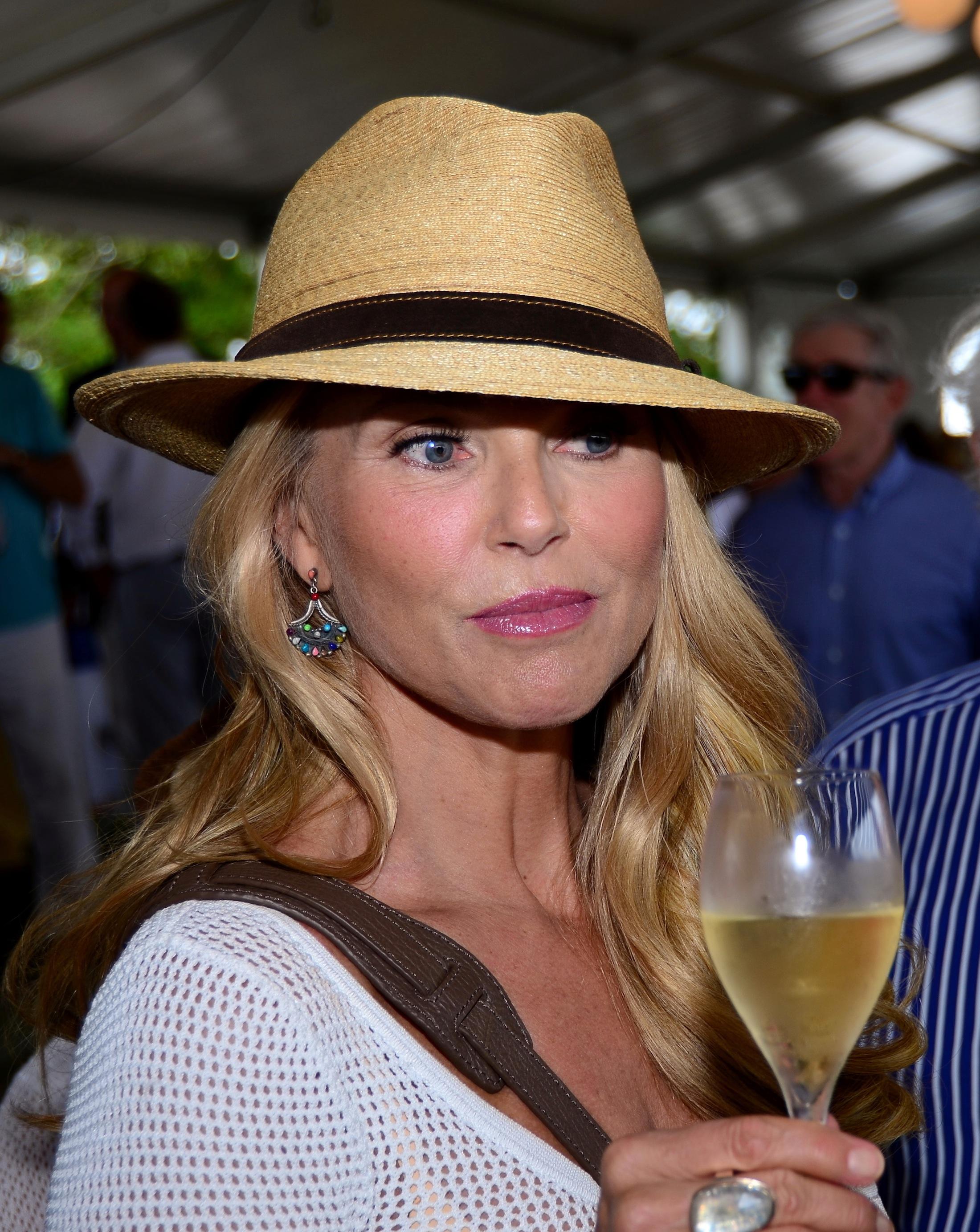 Christie Brinkley (c)Victor Cangro