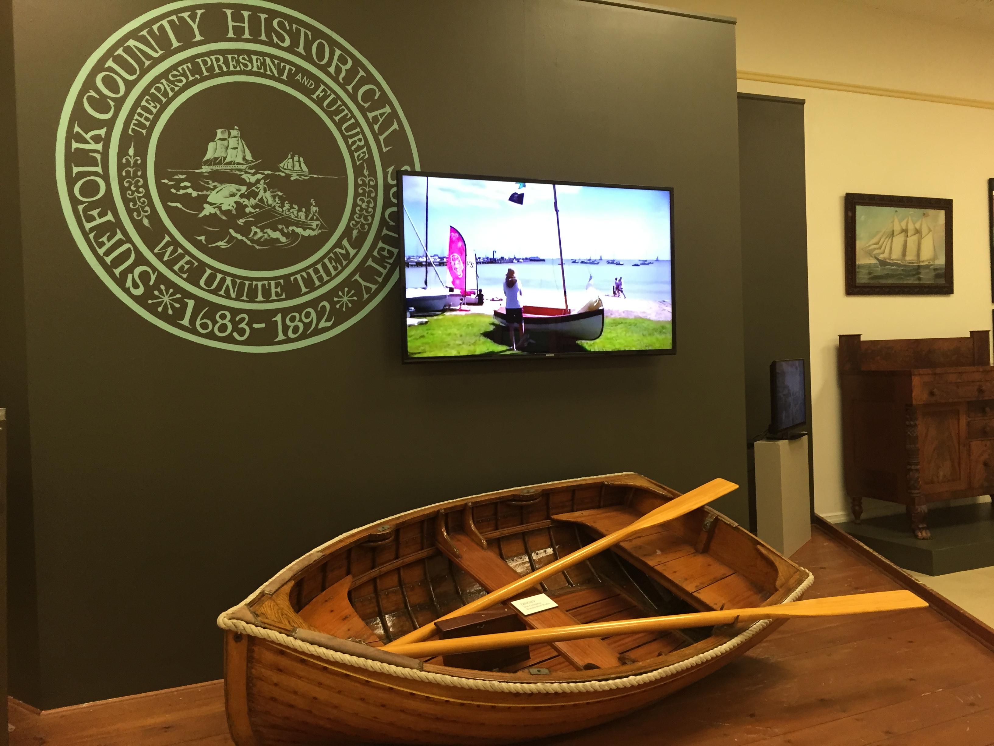 long island boat history