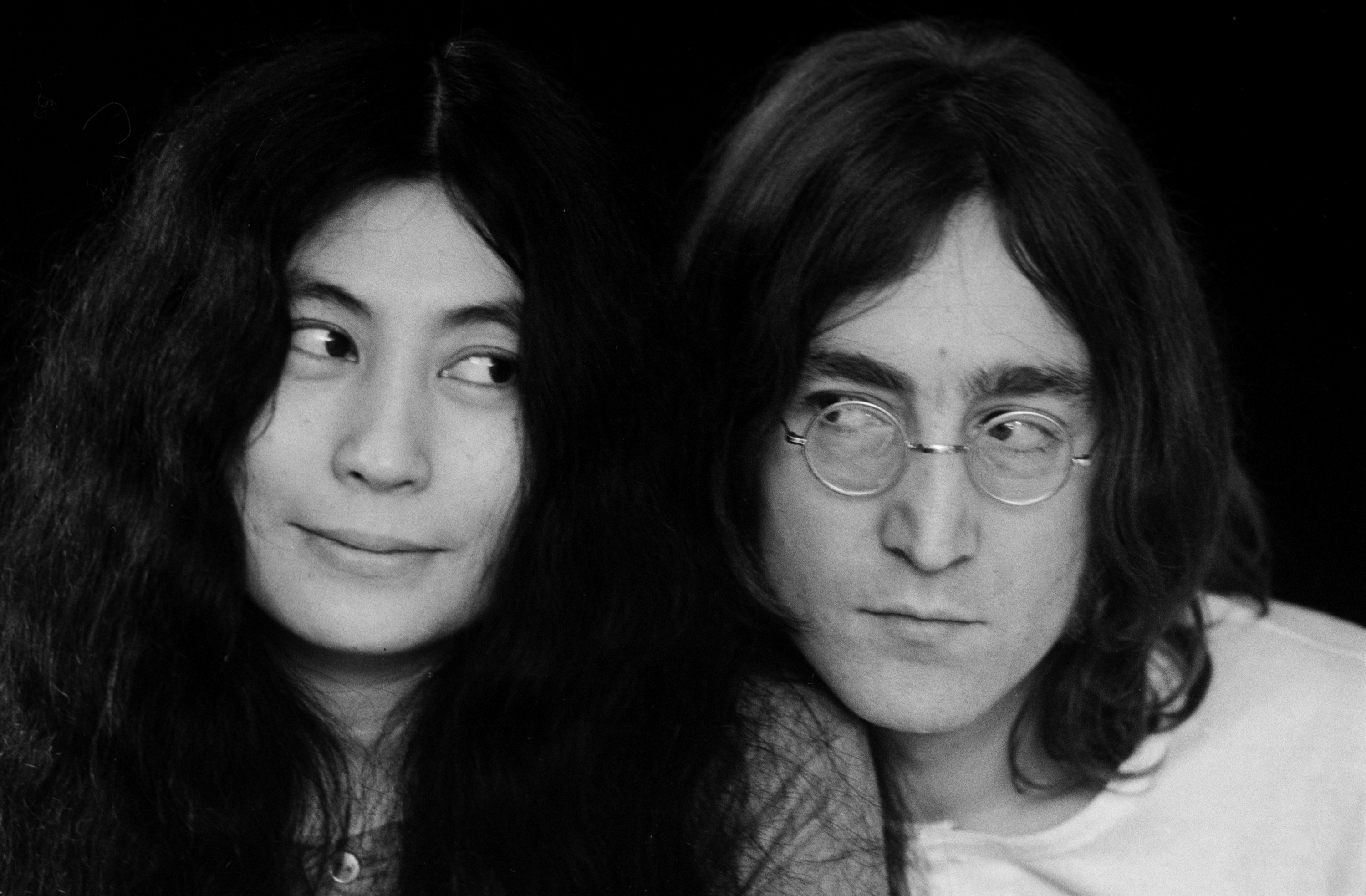 Relive an era of American history in Right On! The Lennon Years, Photographs by Susan Wood 1968 – 1978