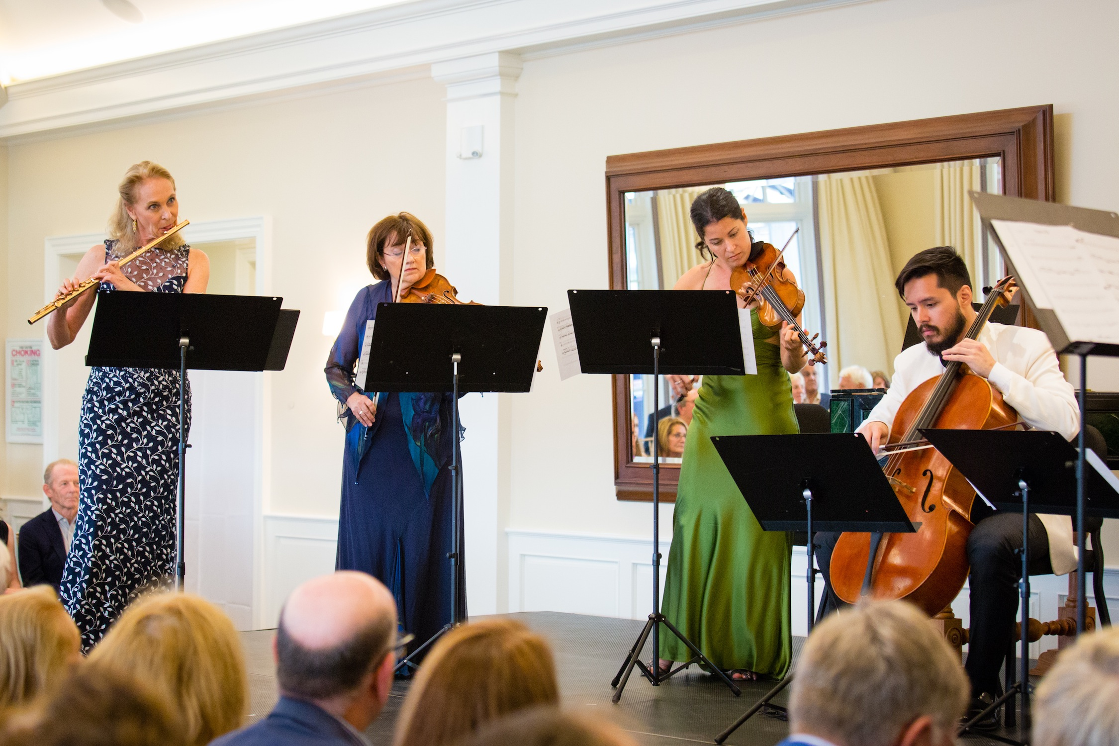 Bridgehampton Chamber Music Festival - A Night That Will Move You (credit: society in focus)