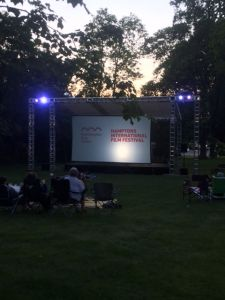 image: Grab some popcorn for Ferris Bueller's Day Off under the stars