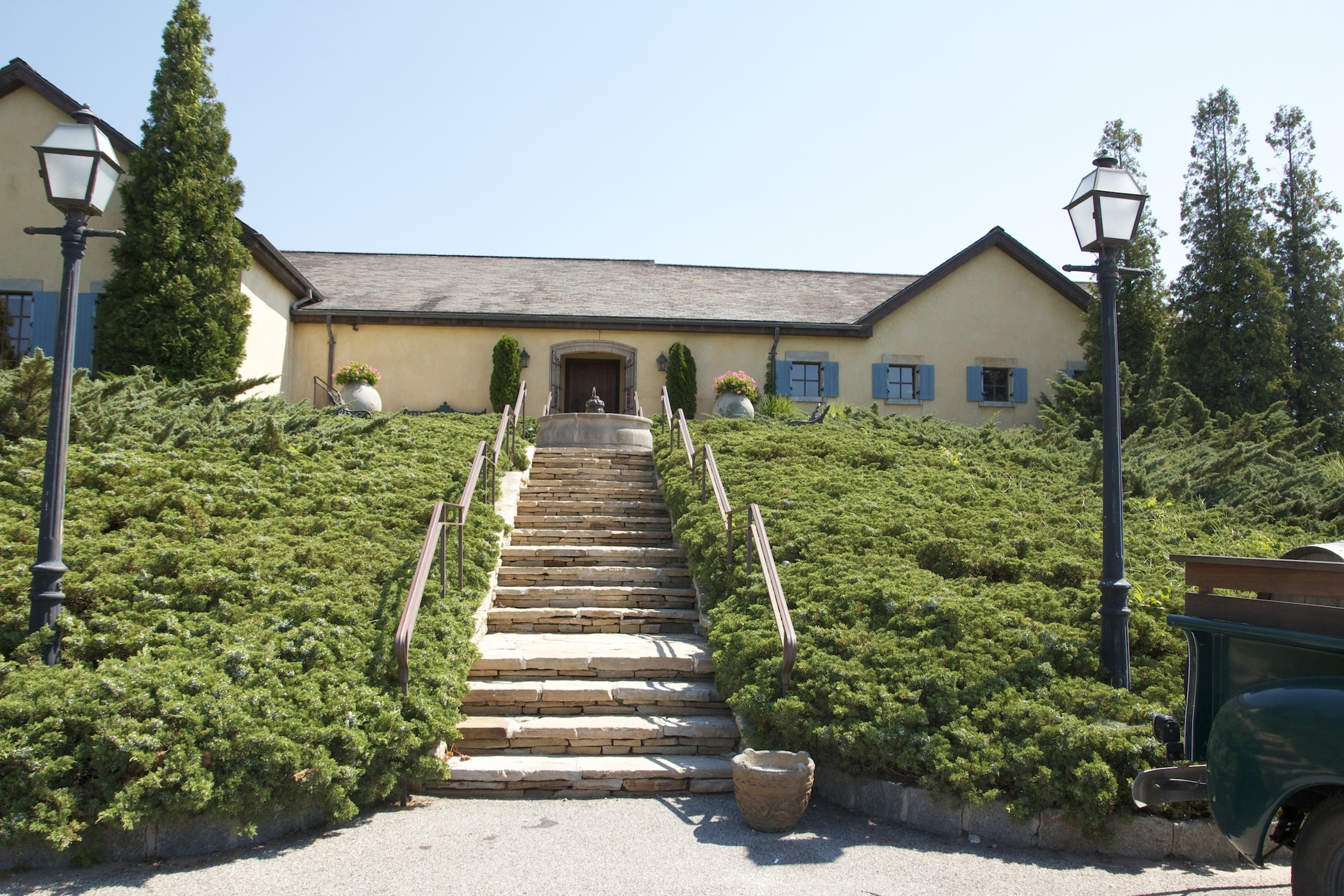 Christian Wölffer purchased a 14-acre parcel of land in 1978 that would later become the 55-acre Wölffer Estate Vineyard.