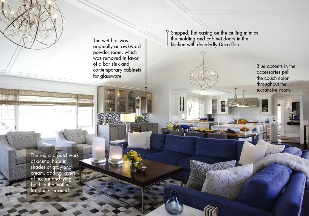 bold color home design