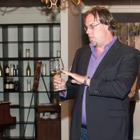 Jason Bezmen, sommelier at Verde Wine Bar