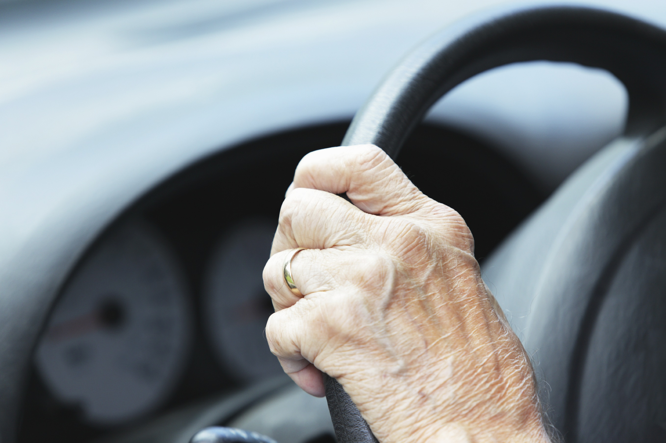 Talking to parents about giving up driving is tough, but safety is paramount credit: istockphoto.com/willowpix