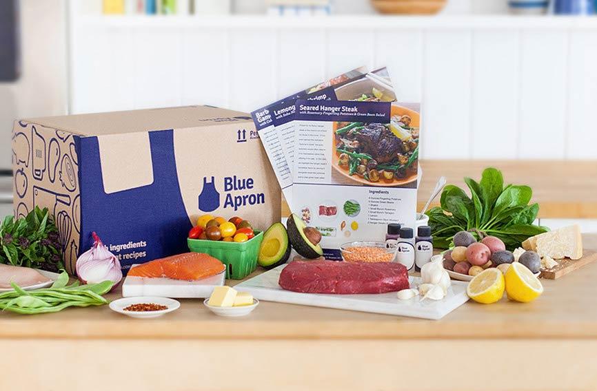 image: blue apron