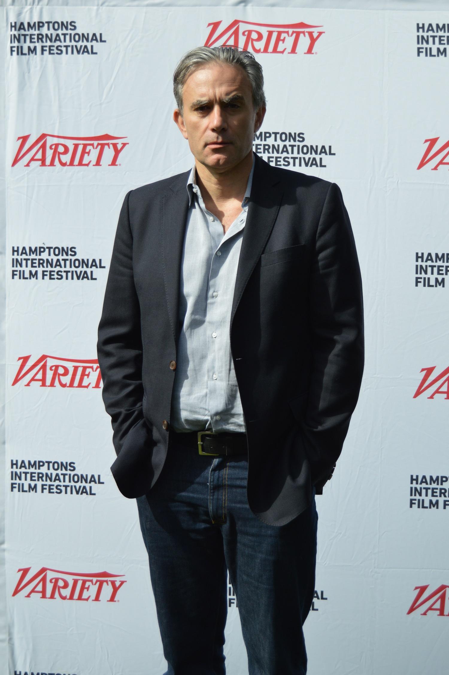 Giulio Ricciarelli hamptons international film festival parties