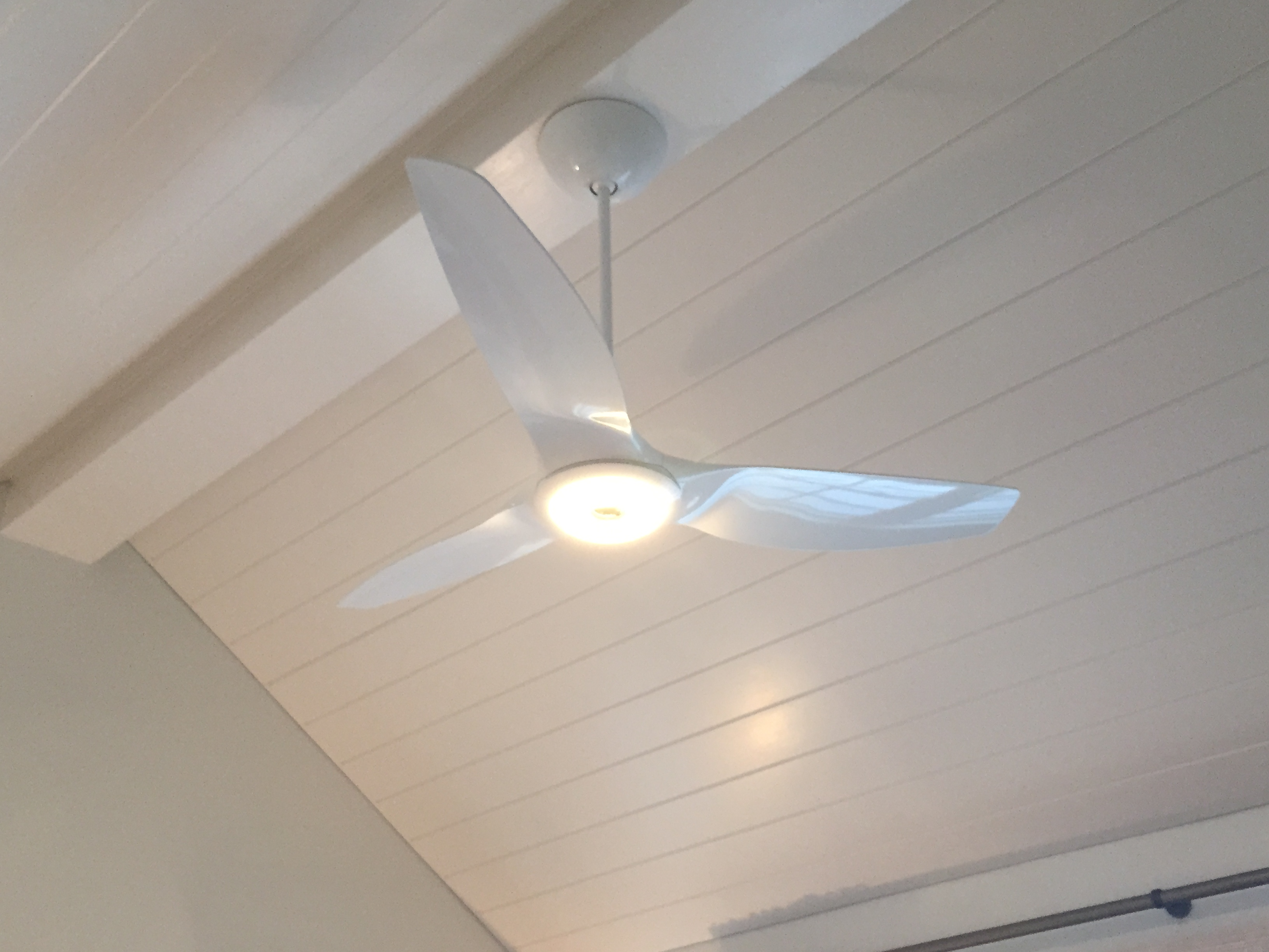 These fans are Energy Star rated. It's important to educate yourself on what's really green, Erle said.