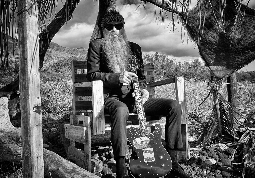 billy gibbons solo ablum