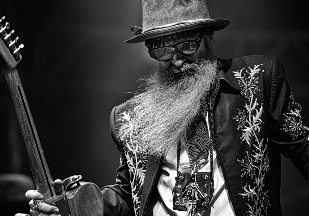 billy gibbons solo album