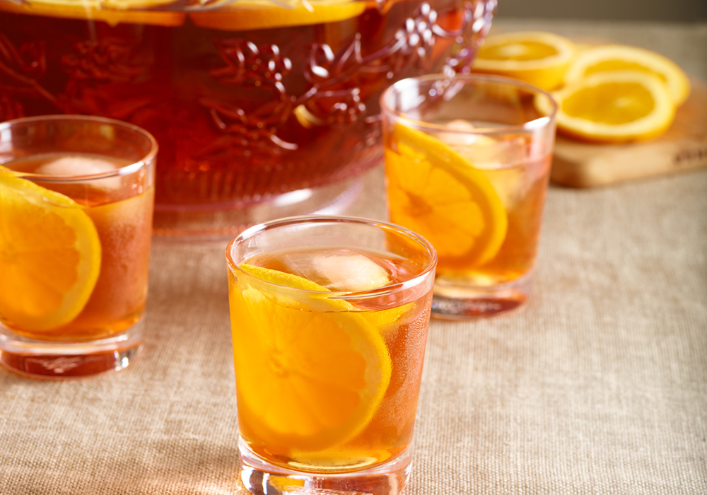 holiday punch recipes