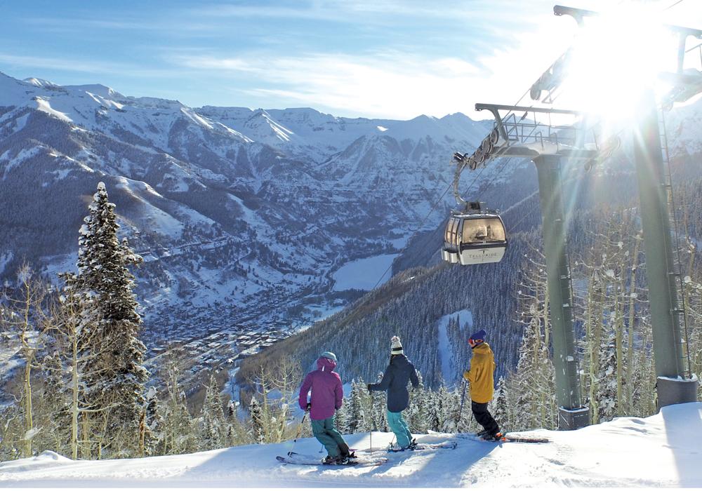 snowboard trips