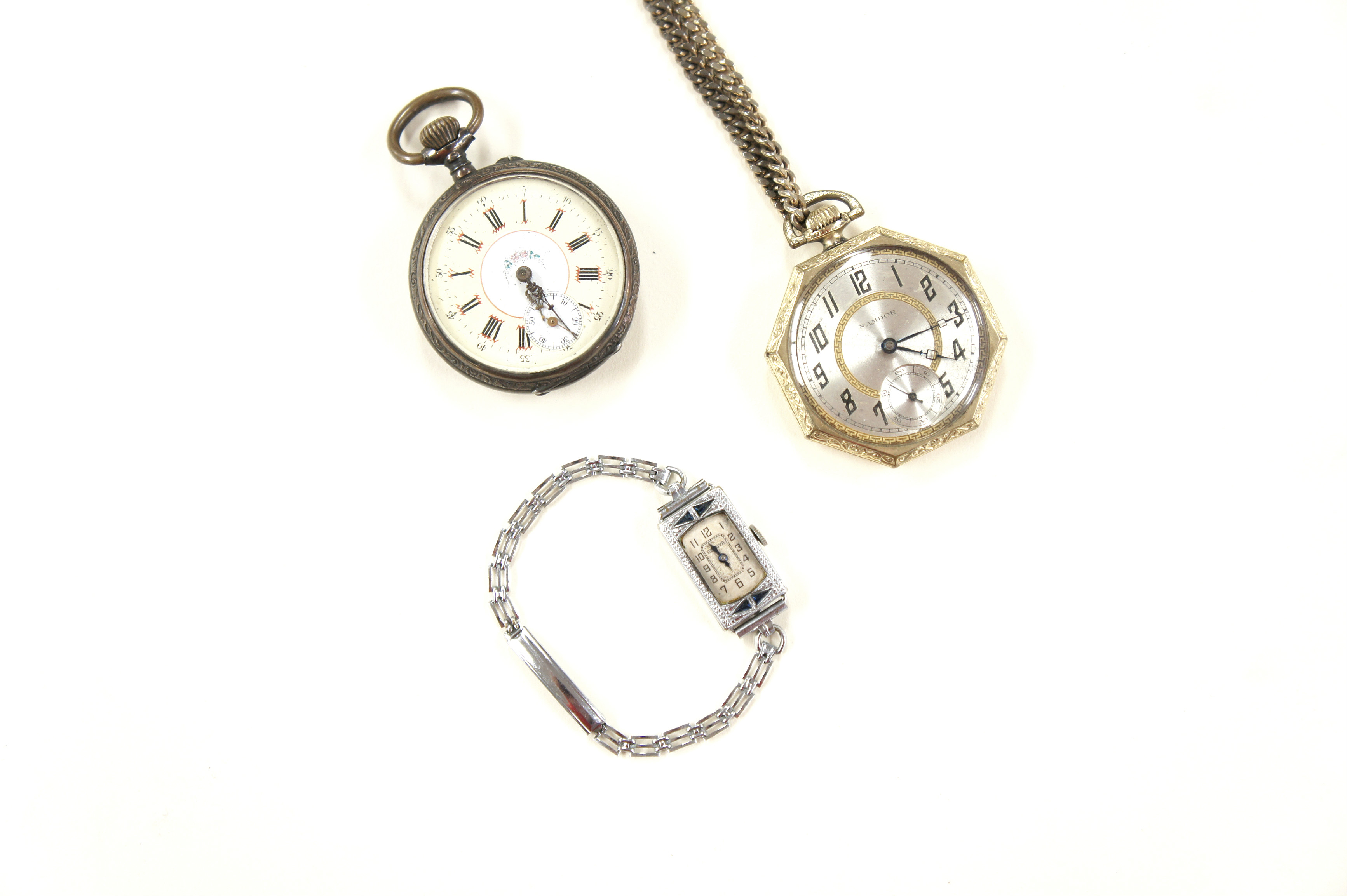 1920s or earlier pocket watches from Sayville Antiques image: rachel kalina