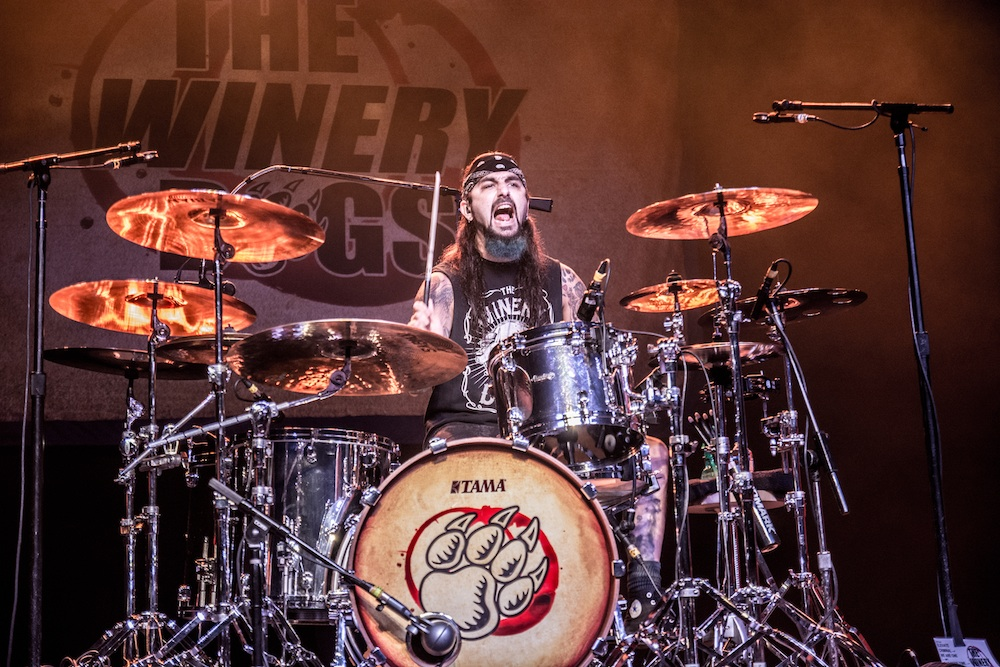 Mike Portnoy, founding member of Dream Theater and current drummer for The Winery Dogs, is a proud Long Islander. Image: Rick Triana