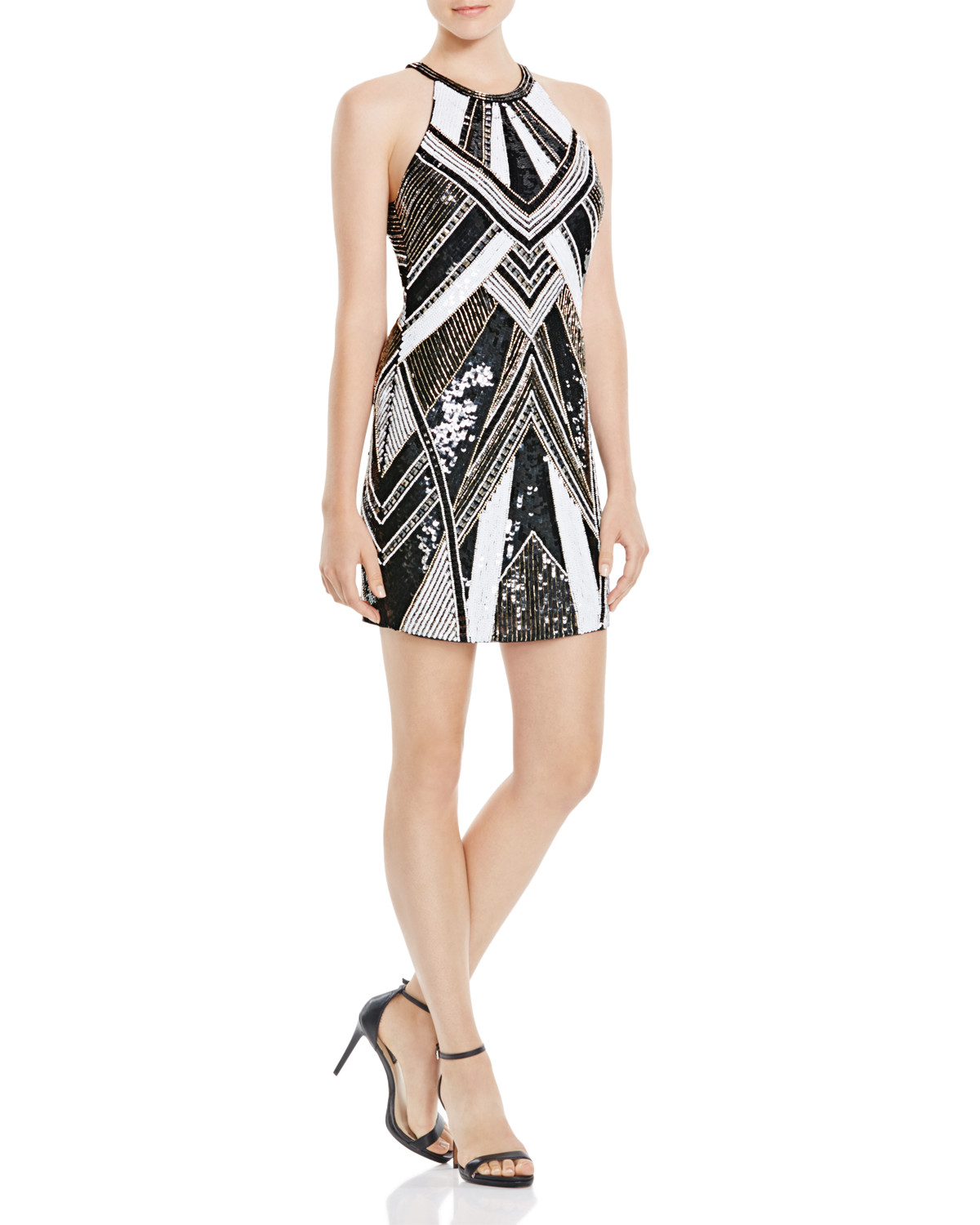 Parker Audrey sequin dress, Available exclusively at Bloomingdale's and bloomingdales.com image: bloomingdale's and bloomingdales.com